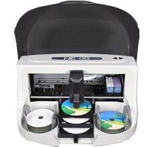 美赛思100片光盘打印刻录机