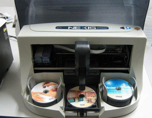 美赛思光盘打印机