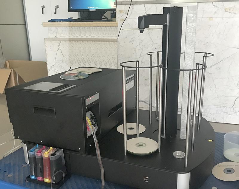 光盘自动打印机工
